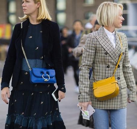 Самая практичная сумка в мире: 20 модных сумок кросс-боди. Фото