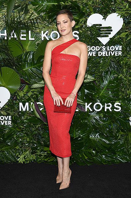 Из-за новой стрижки Кейт Хадсон стала выглядеть старше своего возраста. Фото