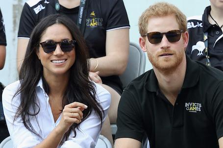 Принц Гарри и его невеста Меган Маркл будут жить в Кенсингтонском дворце. Фото