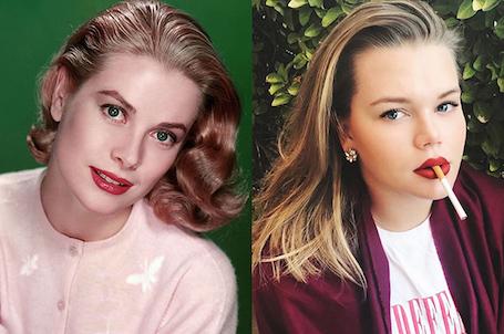 19-летняя внучка Грейс Келли растет точной копией легендарной княгини! Фото