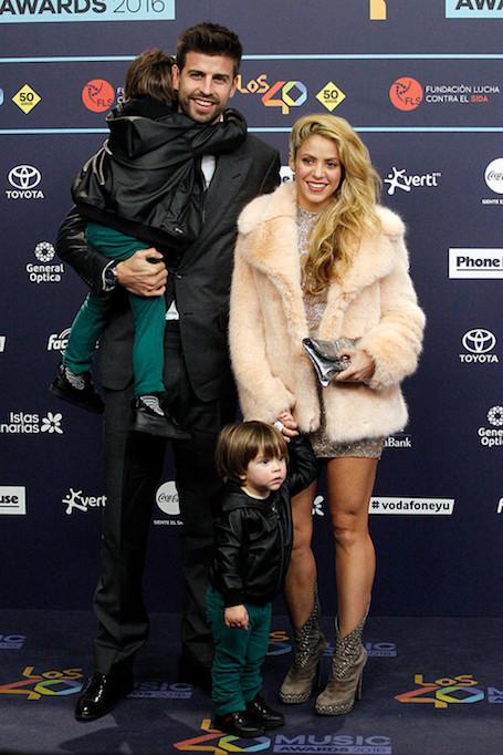 Невероятный факт: Шакира и Жерар Пике расстаются после 7 лет брака. Фото