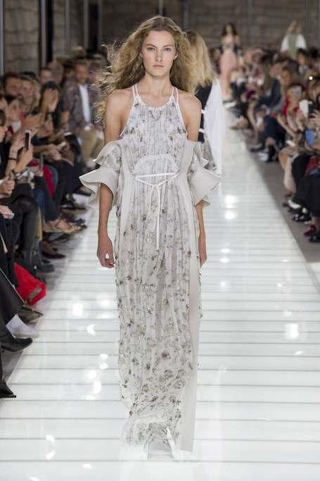 Неделя моды в Париже: показ Louis Vuitton. Фото