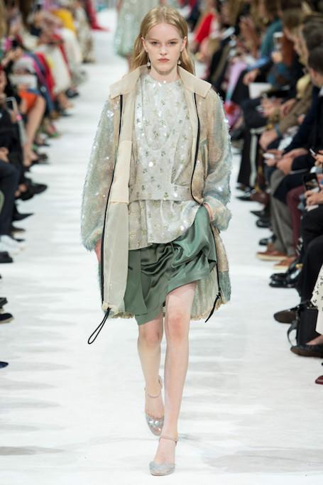Неделя моды в Париже: новая глава в истории Valentino. Фото