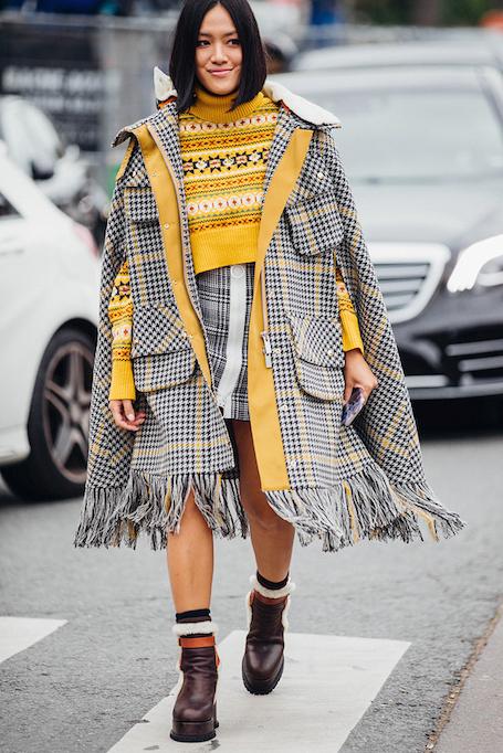 Street style на Неделе моды в Париже: 25 лучших образов. Фото