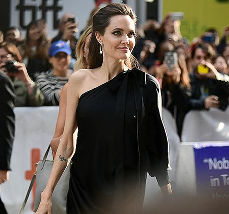 Как изменилась Анджелина Джоли после развода и похудения? Фото