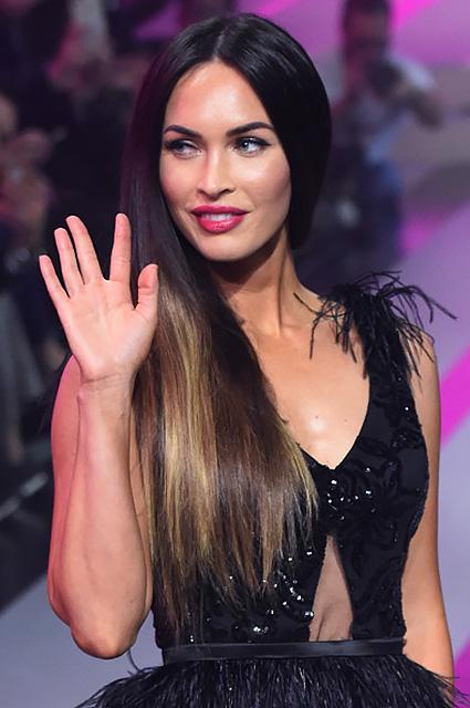 Пленила всех с одного взгляда: Меган Фокс стала звездой модного шоу в Мексике! Фото