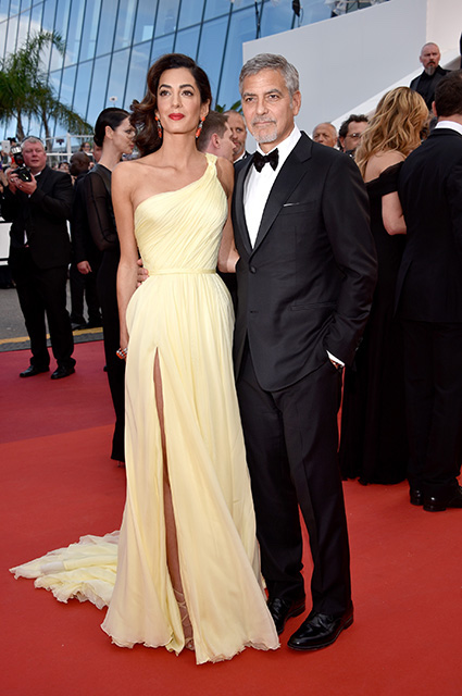 Амаль и Джордж Клуни рассказали, что такое быть родителями двойни. Фото