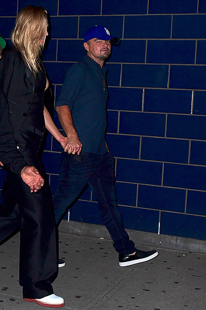 По второму кругу: Леонардо ди Каприо снова встречается с Тони Гаррн. Фото