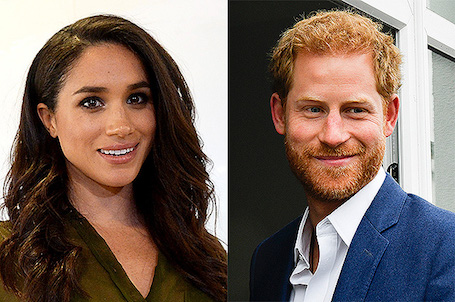 Свадьба не за горами: принц Гарри познакомил Меган Маркл с Елизаветой II