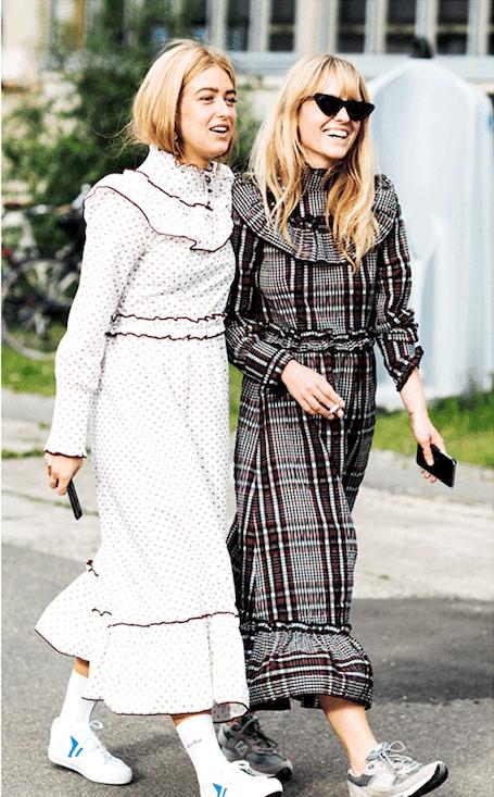 Модные тренды осени из Нью-Йорка: 9 идей для street style. Фото