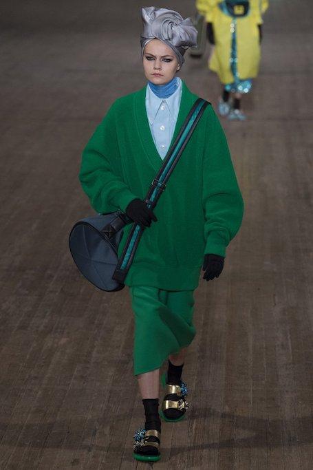 Неделя моды в Нью-Йорке: показ Marc Jacobs весна-лето 2018. Фото