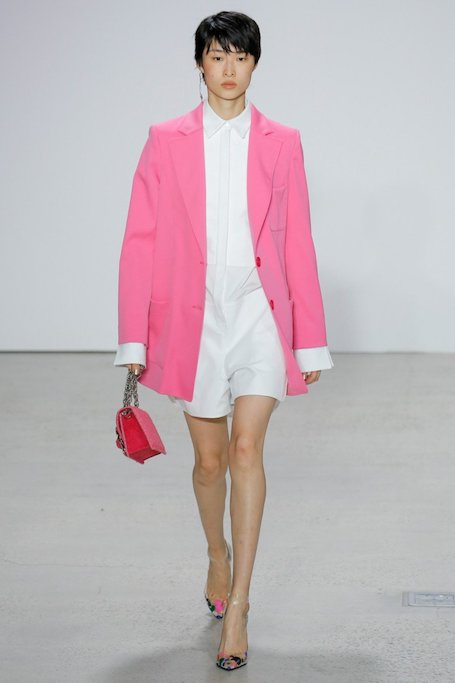 Неделя моды в Нью-йорке: неоднозначный показ Oscar de la Renta. Фото