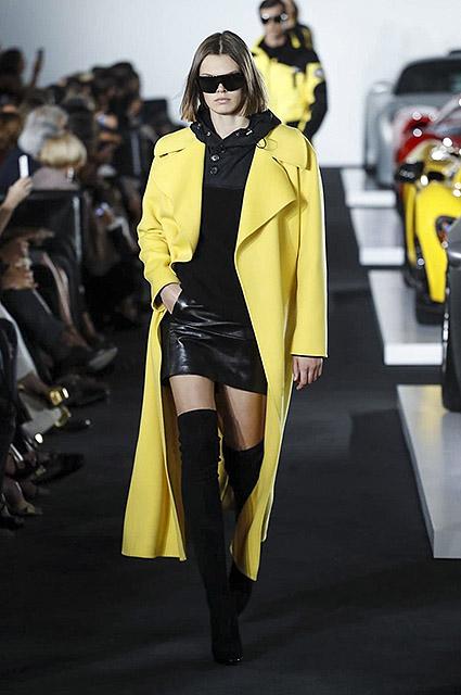 Неделя моды в Нью-Йорке: Ralph Lauren весна-лето 2018. Фото