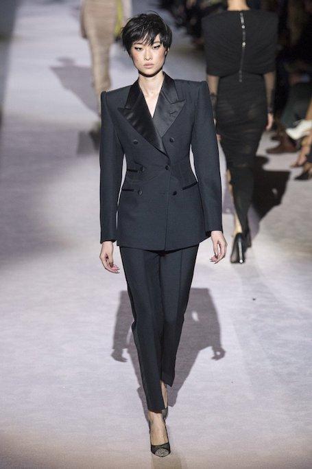 Неделя моды в Нью-Йорке: показ Tom Ford и соперничество Хадид с Дженнер. Фото