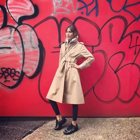 Одеться в стиле Алексы Чанг: уроки модной эклектики. Фото