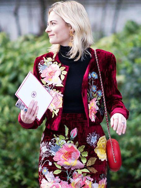 Бархатный сезон на носу: модные образы для вдохновения. Фото