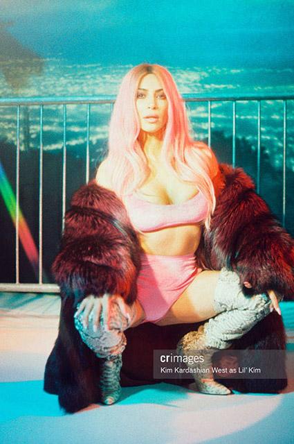 Откровенность в моде: Ким Кардашьян примерила образ Памелы Андерсон. Фото