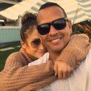 Настоящая любовь: Дженнифер Лопес и Алекс Родригес поделились нежным селфи