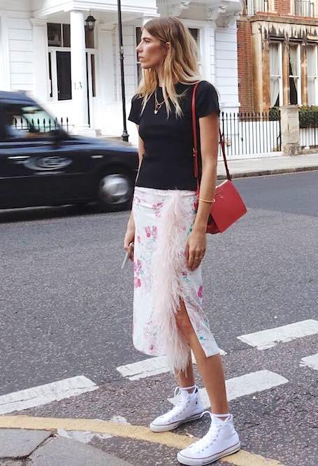 Одеться в стиле Вероники Хейлбрюннер: модное руководство. Фото