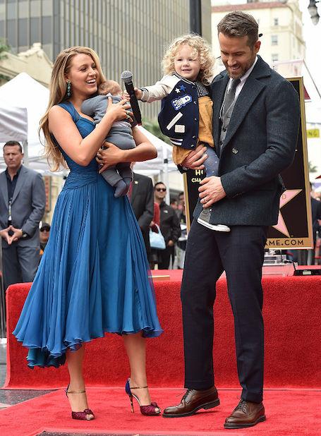 Райан Рейнольдс хочет мальчика: Блейк Лавли снова беременна? Фото