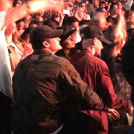 Орландо Блума и Кэти Перри застукали за флиртом после разрыва отношений. Фото