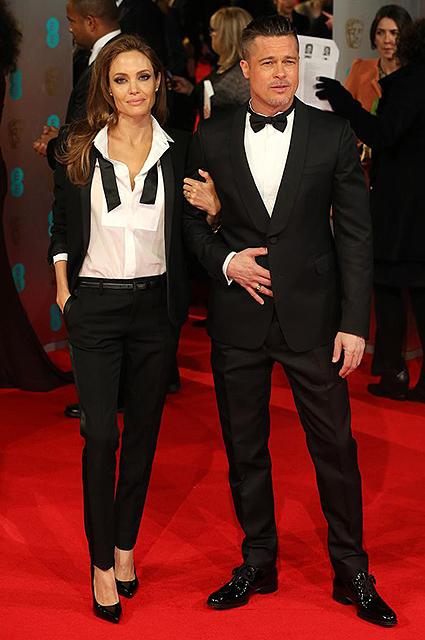 Все может измениться в один момент: Анджелина Джоли и Брэд Питт готовы помириться!
