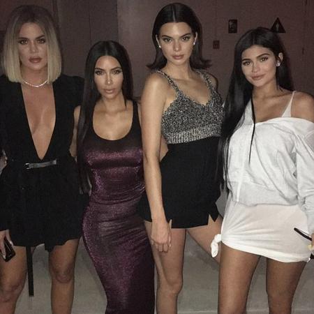 Ким Кардашьян устроила на 20-летие Кайли Дженнер шикарную вечеринку! Фото