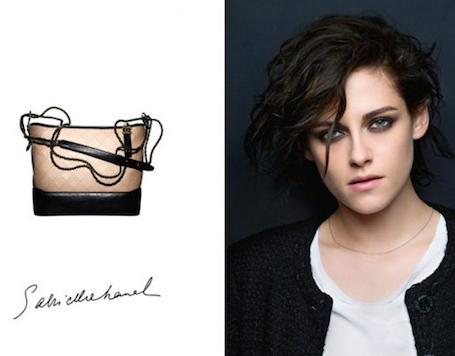 Кристен Стюарт поражает красотой в фотосете для Gabrielle Chanel. Фото