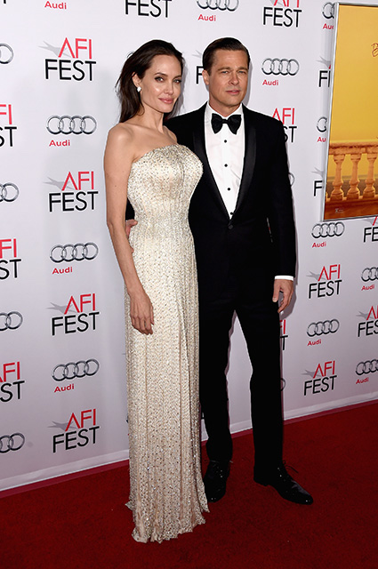 Вивьен Джоли-Питт с каждым годом становится все больше похожей на Брэда Питта. Фото