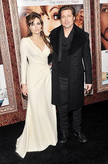 Работа над ошибками: Анджелина Джоли и Брэд Питт передумали разводиться