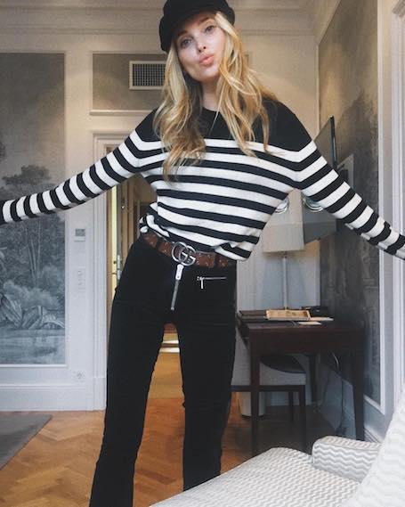 Новая икона стиля Эльза Хоск. Ее модные приемы и секреты стиля