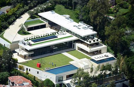 Новый дом Бейонсе и Джей-Зи за 135 млн. долларов поражает воображение. Фото