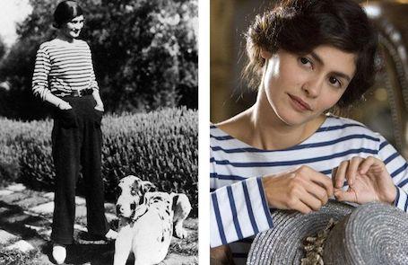 Больше двух веков на пике моды: история матроски в разрезе моды. Фото