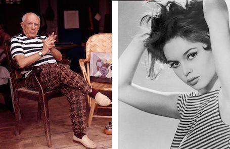 Больше двух веков на пике моды: история матроски. Фото