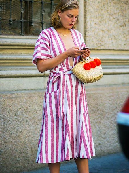 Черпаем идеи: 20 летних образов street style для вдохновения. Фото