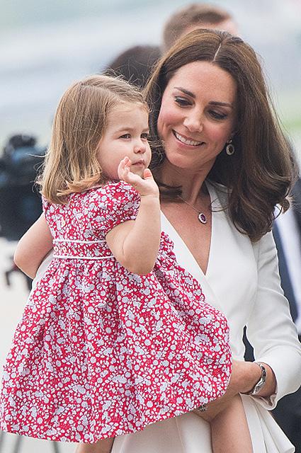 Кейт Миддлтон прямо потребовала от принца Уильяма еще детей! Фото