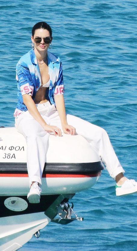 10 лучших модных образов Кендалл Дженнер для самых разных случаев. Фото