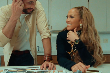 Дженнифер Лопес в клипе Ni Tu Ni Yo прикрылась одним фиговым листочком! Фото