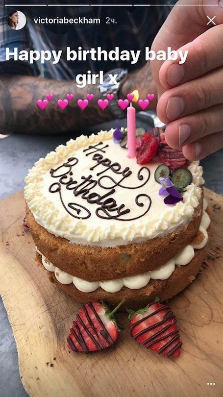 Праздник в Букингемском дворце: как Харпер Бекхэм отметила день рождения. Фото