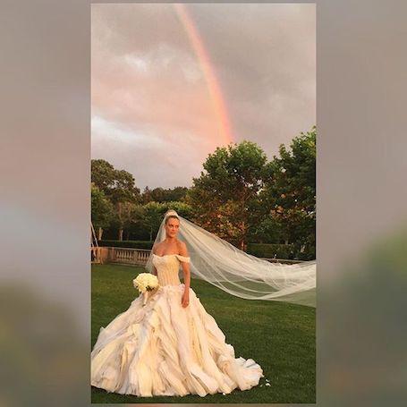 Первый холостяк Максим Чмерковский устроил пышную свадьбу для своей невесты. Фото