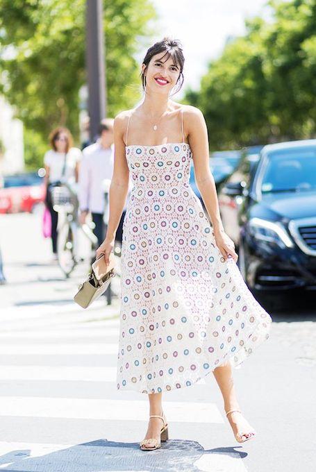 Слава женственности: самые яркие модные платья лета 2017! Фото
