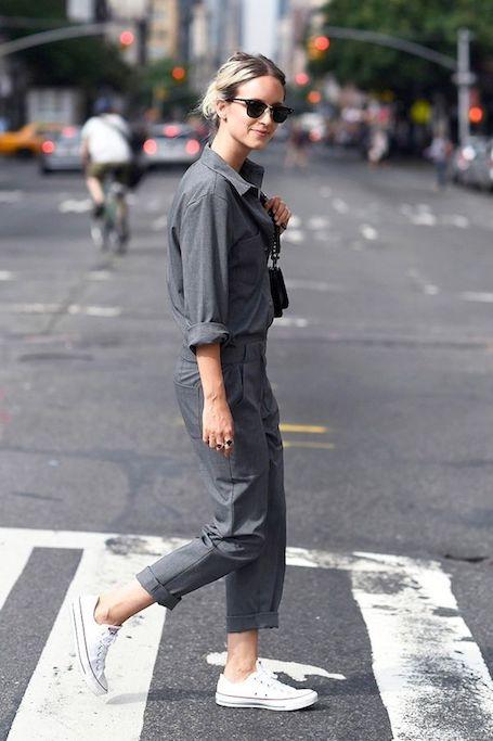 Униформа лета: 7 идей модного образа для комбинезона-робы. Фото