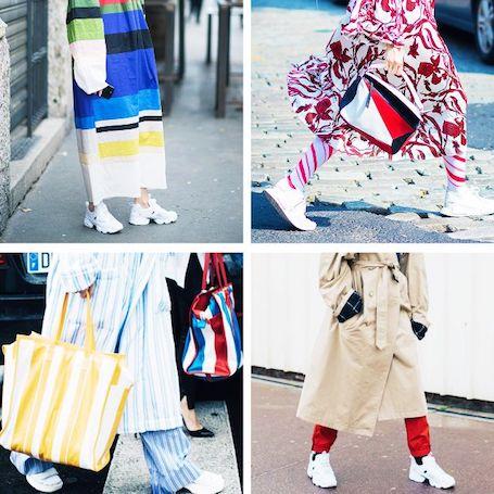 Мода и комфорт: 7 самых популярных сникерсов 2017. Фото