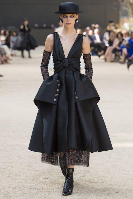 Chanel Haute Couture — французский шик во всей красе! Фото