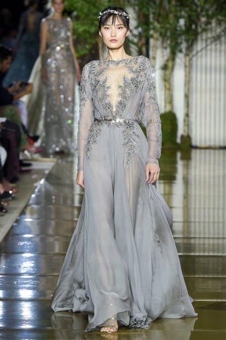Восточные сказки: Zuhair Murad Haute Couture. Фото