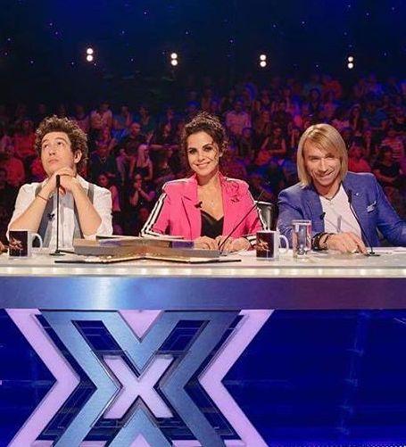 Настя Каменских показала, как она хороша в роли судьи шоу Х-фактор 8! Фото