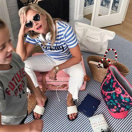 Риз Уизерспун и ее дочь Ава стали буквально неотличимы друг от друга! Фото