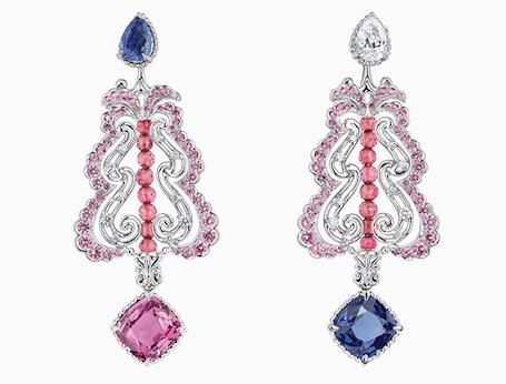Сады Версаля: невероятная коллекция драгоценностей Dior. Фото