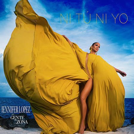 Дженнифер Лопес в желтом платье поразила своей чувственностью! Фото