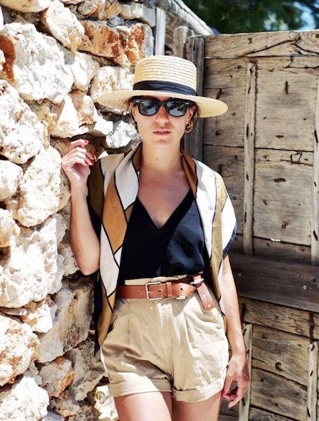 9 модных образов с шортами на все случаи жизни. Фото